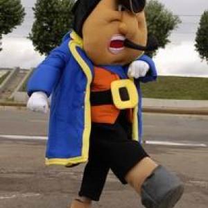 Ростовая кукла «Пират Капитан»
